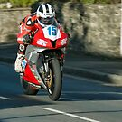 William Dunlop IOMTT Brae Hill by Stephen Kane