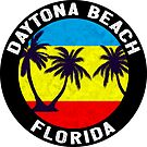 Daytona Beach Florida by MyHandmadeSigns