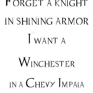 Winchester by bethanyyhelenn