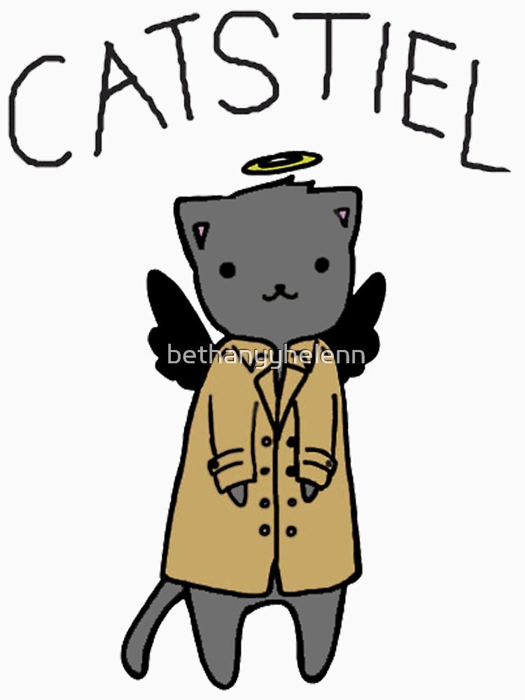 Catstiel by bethanyyhelenn