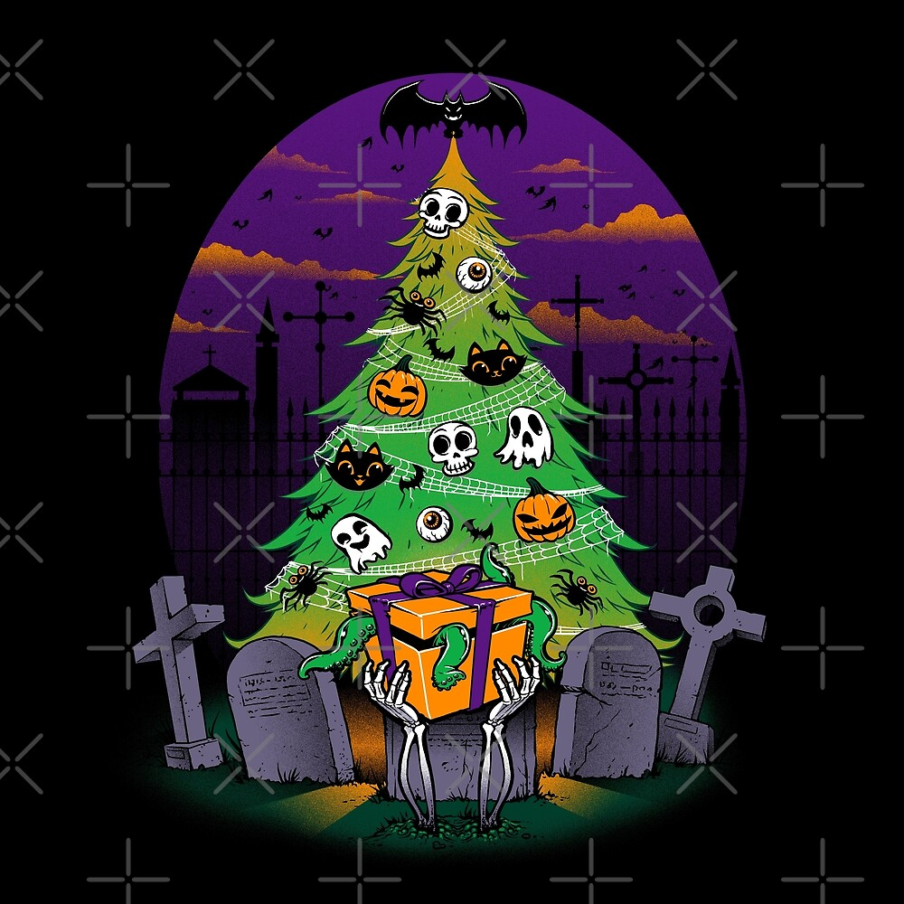 Halloween Is My Xmas by tobiasfonseca