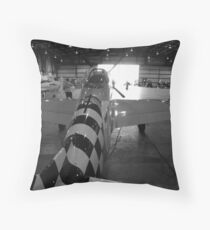 Looking for Some Daylight Throw Pillow