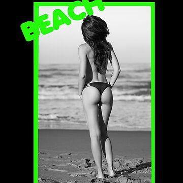 Beach Girl Design by BlackRain1977