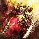 Deathguard40k by Tomek Biniek
