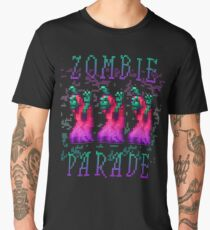 Zombie Parade Men's Premium T-Shirt