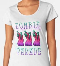Zombie Parade Women's Premium T-Shirt