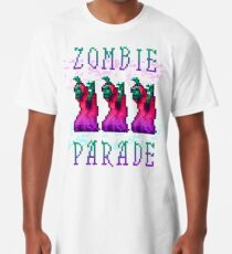 Zombie Parade Long T-Shirt