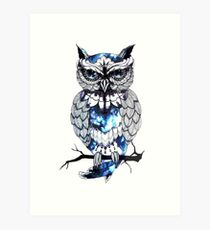 Owl Design Impression artistique