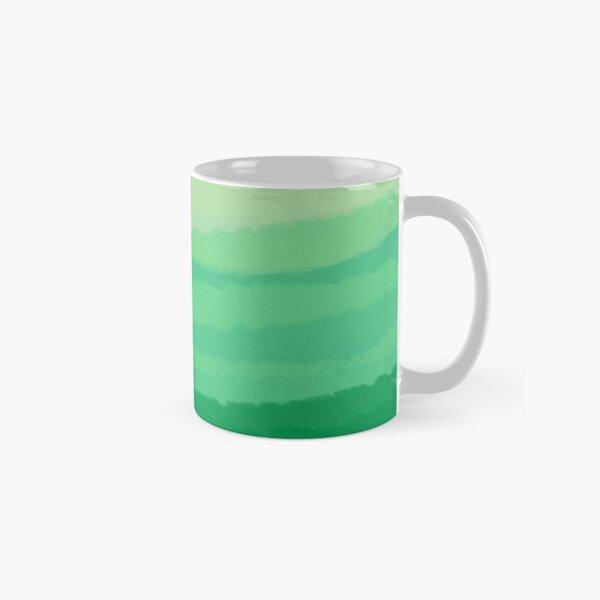 Zelená  Classic Mug