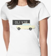 Richard Hammond Oliver Opel Kadett Women's Fitted T-Shirt