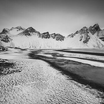Vestrahorn, Iceland by PeterCseke