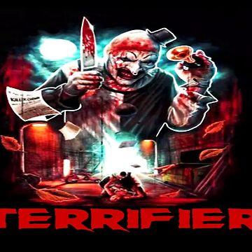 Terrifier by Italianricanart