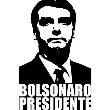 Bolsonaro Presidente by paulinhoxaxa