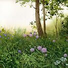 Green fantasy by Sergei Kurbatov