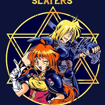 Slayers by Jeannette11