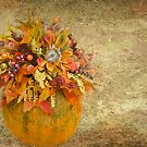 October Brilliance by Maria Dryfhout