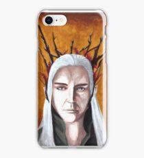 Wood Elf King iPhone Case/Skin
