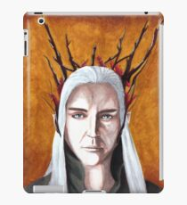 Wood Elf King iPad Case/Skin