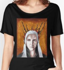 Wood Elf King Women's Relaxed Fit T-Shirt