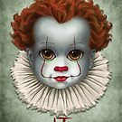 Little Clown (BITTY BADDIES) by Jody  Parmann