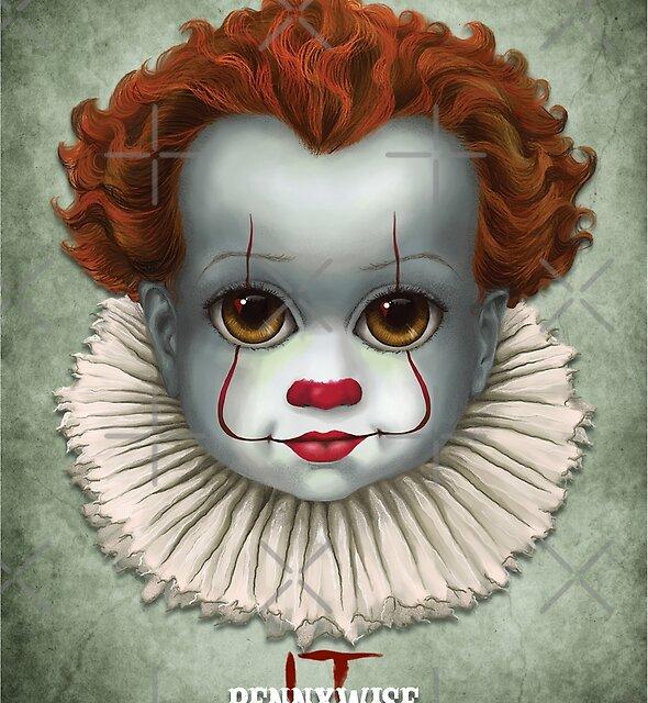 Little Clown (BITTY BADDIES) by Jody  Parmann