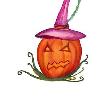 Halloween Time  by Manitarka