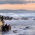 Coastal Rocks, Carrickalinga by Pamela Inverarity