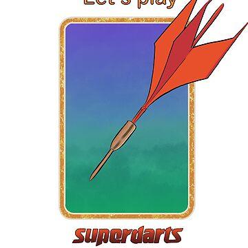 Superdarts by TandemSegue