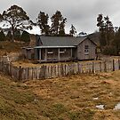 ALPINE HUT | CRADLE MOUNTAIN | TASMANIA by Ben Messina
