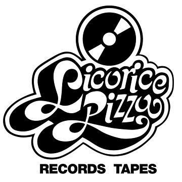 Licorice Pizza T-Shirt - Stacked Logo - Defunct Record Company Tshirt - Music Memorabilia by darkvortex