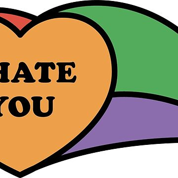 I Hate You by Fibr