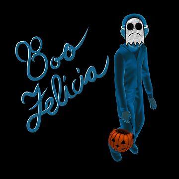 Boo Felicia by Rekanize