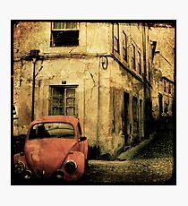 beetle coimbra - Portugal Photographic Print