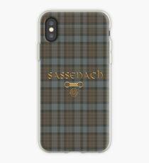 TARTAN SASSENACH iPhone Case