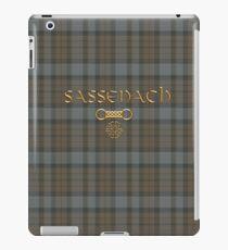 TARTAN SASSENACH iPad Case/Skin
