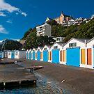Waterfront by Werner Padarin