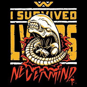 I Survived LV-426 by Brandon89