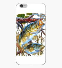 Bass Undercover iPhone Case