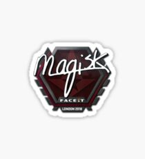 Magisk Faceit London 2018 Sticker