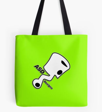 ASD - Anthony Scooter Designs Tote Bag