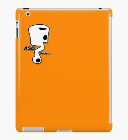 ASD - Anthony Scooter Designs iPad Case/Skin