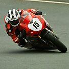 William Dunlop Gooseneck  TT 2012 by Stephen Kane