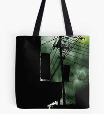 Dangerous Skies Tote Bag