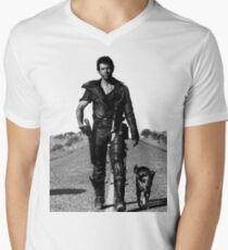 The Road Warrior Men's V-Neck T-Shirt
