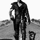 The Road Warrior by Kelvin Giraldo