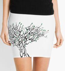 Spring,آمد بهار جانها ای شاخ تر برقصا Mini Skirt