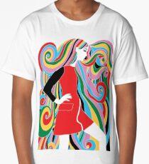 Funky Long T-Shirt