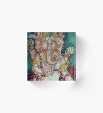 Ganesh Acrylic Block