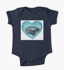 Xenomorph Love Kids Clothes