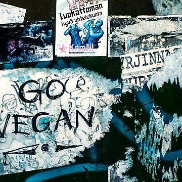 Go Vegan. by hypnotzd